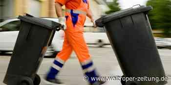 Verzögerung bei der Müllabfuhr in Oer-Erkenschwick – das ist der Grund - Waltroper Zeitung