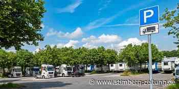 Bombensuche in Oer-Erkenschwick – Lkw-Parkplatz zwei Wochen gesperrt - Stimberg Zeitung