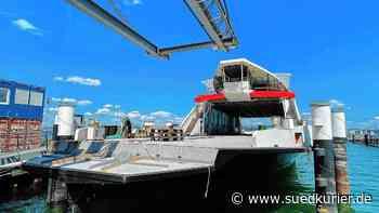 Konstanz: Steht der Bau der Konstanzer Gasfähre vor dem Aus? Die zuständige Hamburger Werft Pella Sietas kündigt Insolvenz an - SÜDKURIER Online