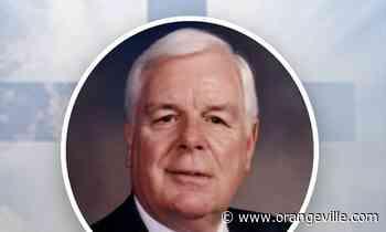 Community mourns death of beloved Orangeville pastor - Orangeville Banner