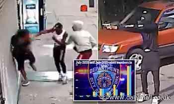 Gunman opens fire in Brooklyn, Honduran immigrant found shot to death, Bronx muggers caught on video