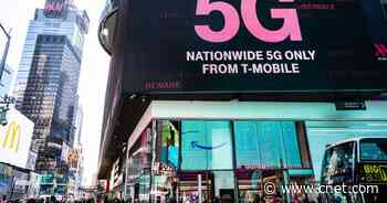 5G drives T-Mobile subscriber growth     - CNET