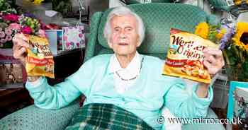 Scotland's oldest woman turns 109 after two World Wars, Spanish Flu and Covid