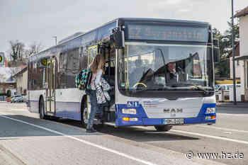 Busverkehr im Landkreis Heidenheim: Neue Linien und Fahrpläne ab 1. August - Heidenheimer Zeitung