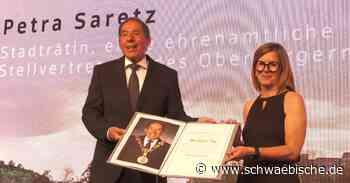 Nach 21 Jahren Amtszeit: Bernhard Ilg wird Ehrenbürger der Stadt Heidenheim - Schwäbische