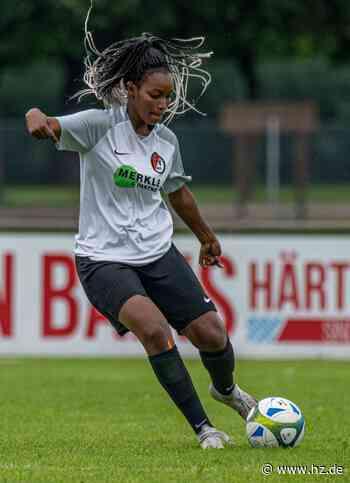 Frauenfußball: FFV Heidenheim schlägt FC Härtsfeld mit 5:1 - Heidenheimer Zeitung