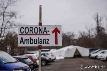 Niedrige Infektionszahlen im Landkreis Heidenheim: Corona-Ambulanz schließt zum 31. Juli 2021 - Heidenheimer Zeitung