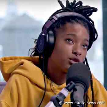 Willow Smith: 'For so long I had a lot of fear'