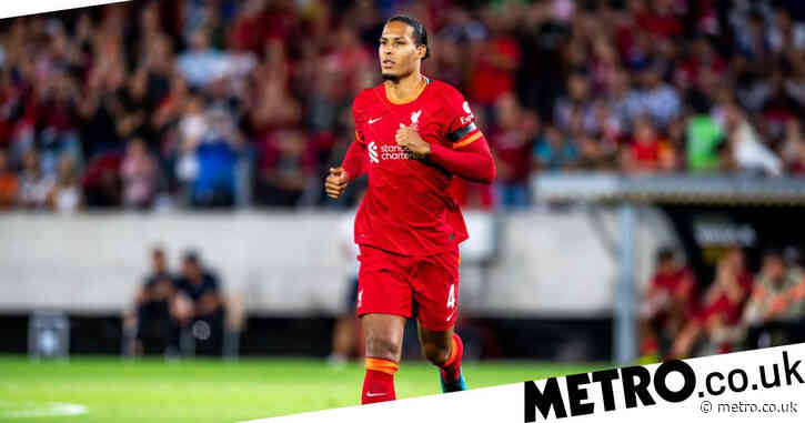 Virgil van Dijk and Joe Gomez send emotional messages after return from injury for Liverpool
