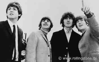 """John Lennon schrieb sich mit """"Help!"""" den Beatles-Kummer von der Seele - Rolling Stone"""
