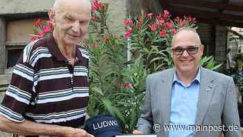 Ein Landwirt mit Leib und Seele: Ludwig Kuhn feierte 90. - Main-Post