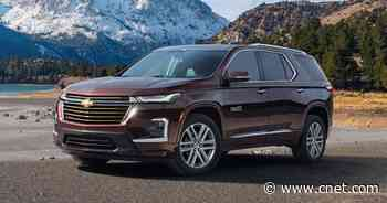 2022 Chevrolet Traverse priced, starts at $34,895     - Roadshow