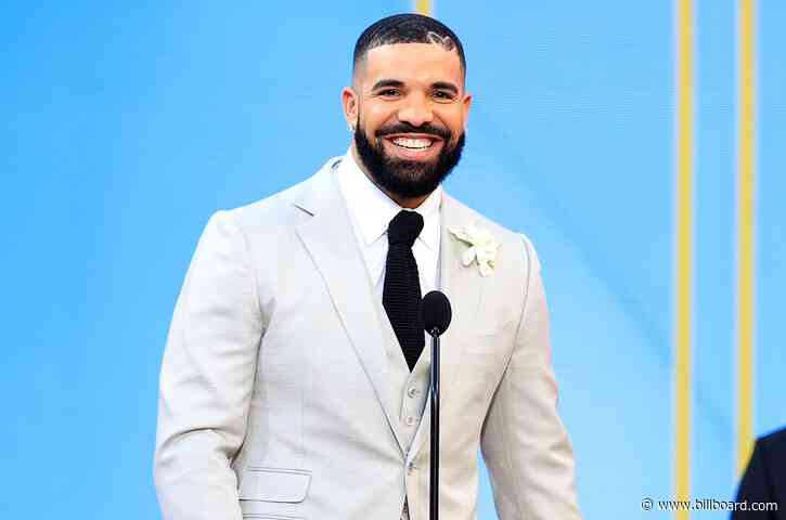 Drake Exec-Producing Documentary About Black Hockey Players With LeBron James