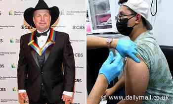 Garth Brooks upcoming Kansas City concert will have on-site COVID-19 vaccination clinic