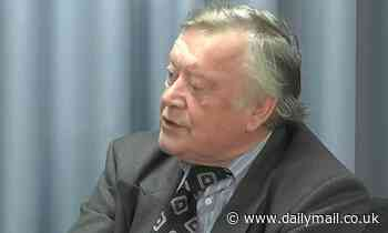 Ken Clarke apologises for his 'combative behaviour' at the infected blood inquiry