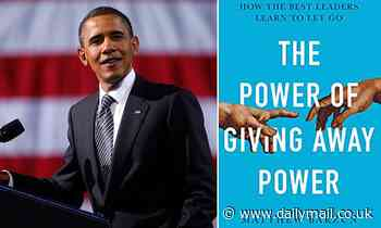 Want to stay in power? Give it away:Thetriumph of the 'Constellation' approach to leadership