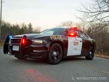 Essex County OPP ask for safer driving during Civic Holiday