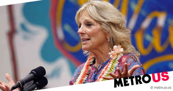 Jill Biden undergoes medical procedure to remove object in foot from Hawaii