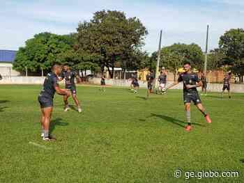 Palmas tem cinco baixas para jogo contra o Paragominas; veja relacionados - globoesporte.com