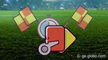 Paragominas-PA x Palmas: árbitro de Goiás apita a partida pela Série D - globoesporte.com