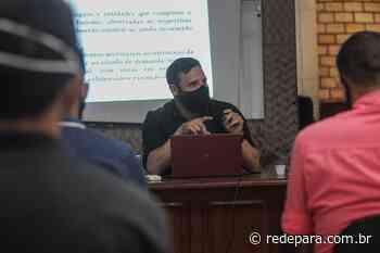 Setur realiza treinamento com a Secult-Paragominas para elaboração do inventário turístico da cidade - REDEPARÁ