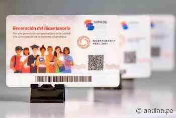 Sunedu informa sobre carné universitario 2021 en primera edición de su programa - Agencia Andina