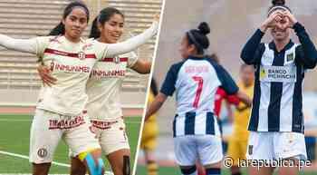 Alianza Lima vs. Universitario: ¿cuándo se jugará el clásico peruano en la Liga Femenina 2020? - La República Perú
