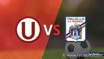Por la fecha 3 se enfrentarán Universitario y Carlos A. Mannucci - TyC Sports