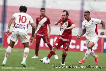 Universitario derrota 1 a 0 a UTC de Cajamarca | Nacional - Radio Nacional del Perú