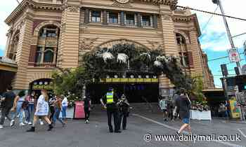 Australia: Victoria records three new local cases of Covid to Friday morning