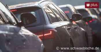 Stau wegen Bauarbeiten: Viele Straßen in Ravensburg gesperrt - Schwäbische
