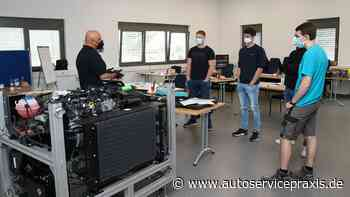 ATR-Trainingscamp in Ravensburg - Auto Service Praxis