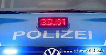 Nach Unfall in Ravensburg geflüchtet | schwäbische - Schwäbische