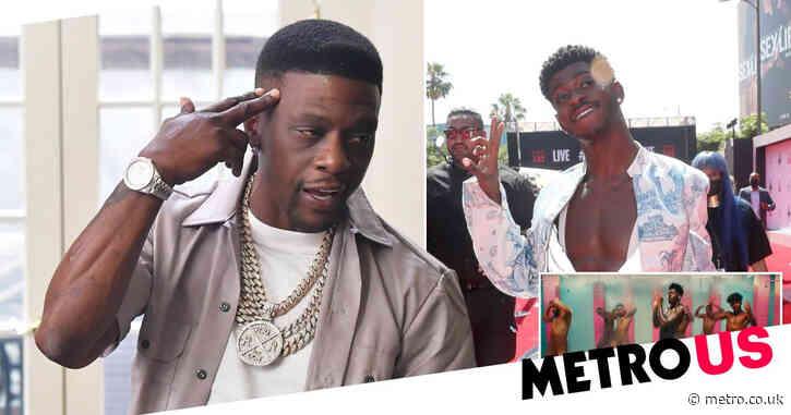 Boosie Badazz uses homophobic slur against Lil Nas X as he defends DaBaby