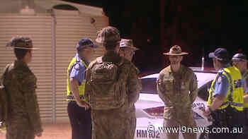 Coronavirus: Defence personnel called in to assist with Sydney's ongoing lockdown restrictions - 9News