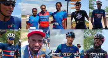 Justin Williams, Oscar Quiroz lead Belize cyclists to Pan American, Caribbean Cycling Championships in Dominican Republic in August - Breaking Belize News