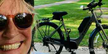 How Cycling Changed Me - Fran Powell - Bicycling