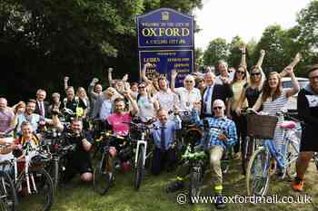 New festival will celebrate cycling in Oxfordshire - Oxford Mail