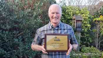 Southland cycling stalwart Ray Robinson honoured - Stuff.co.nz