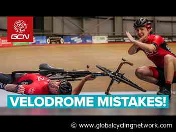 Top Things Not To Do On A Velodrome | Beginner Track Cycling Tips - Global Cycling Network