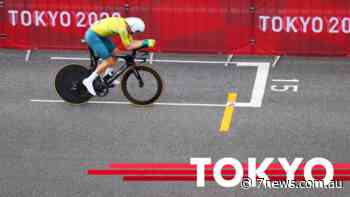 Rohan Dennis takes bronze for Australia in cycling at Tokyo Olympics 2020 - 7NEWS.com.au