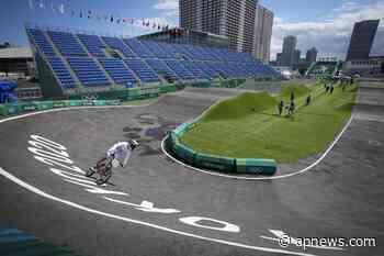 Organizer mishaps continue to plague cycling at Tokyo Games - Associated Press