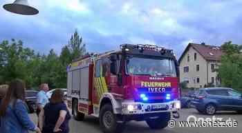 Feuerwehren Eschenbach und Kirchenthumbach kehren aus Unwettergebiet zurück - Onetz.de
