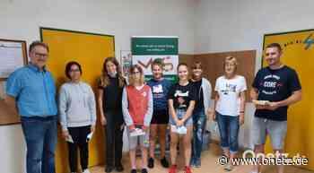 Als Schülerlotsen im Dienst: Dank an der Markus-Gottwalt-Schule Eschenbach - Onetz.de