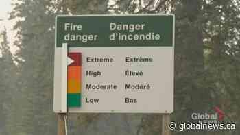 Banffites being preparing for worst-case fire scenario