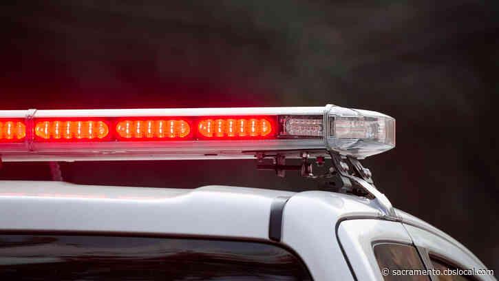 Crash Causes Road Closures In South Sacramento