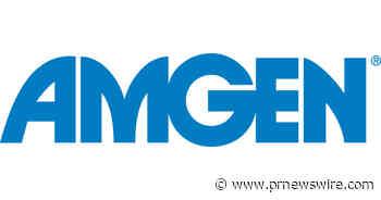 Amgen Appoints S. Omar Ishrak To Board Of Directors
