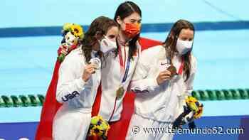 Nadadora de Pensilvania gana su segunda medalla de bronce - Telemundo 62