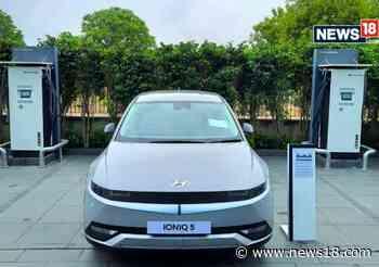 Hyundai India Showcases Ioniq 5 EV and Nexo FCEV at Inauguration of New HQ in Gurugram - News18