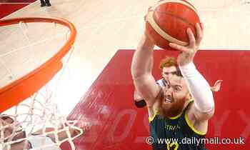 Massive blow Boomers as Aussie NBA star is ruled out of Tokyo Olympics after 'freak bathroom injury'